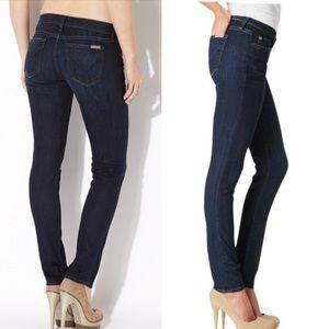 Hudson May Five-Pocket Skinny Devonshire Jeans